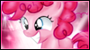 Pinkie Pie Filly Stamp by jewlecho
