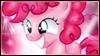 Pinkie Pie Filly Stamp by jewlecho