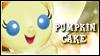 Pumpkin Cake Stamp by jewlecho