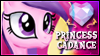 Princess Cadance Stamp by jewlecho