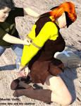 (2) Babysitter Uschi: Blindfold