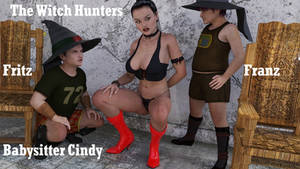 (1)Babysitter Cindy: The Witch Hunters by Babysitterbound