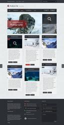 Antarctic: Blog Theme