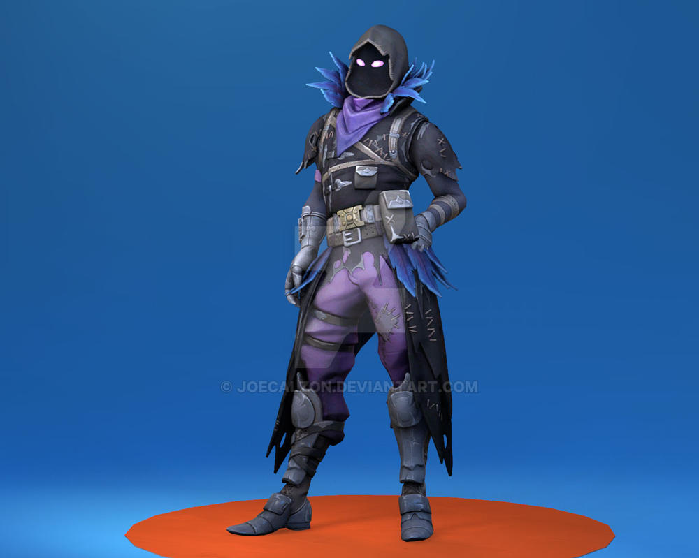how to buy the raven skin in fortnite
