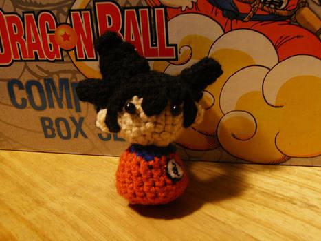 Crochet Son Goku