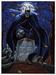 Batman grave commission