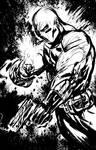 Mayhem sketch by RayDillon