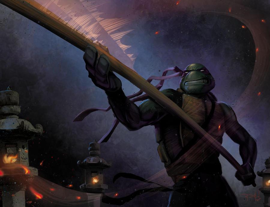 TMNT - Donatello concept by RayDillon