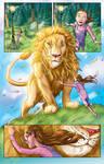 Chronicles of Narnia comic pg2