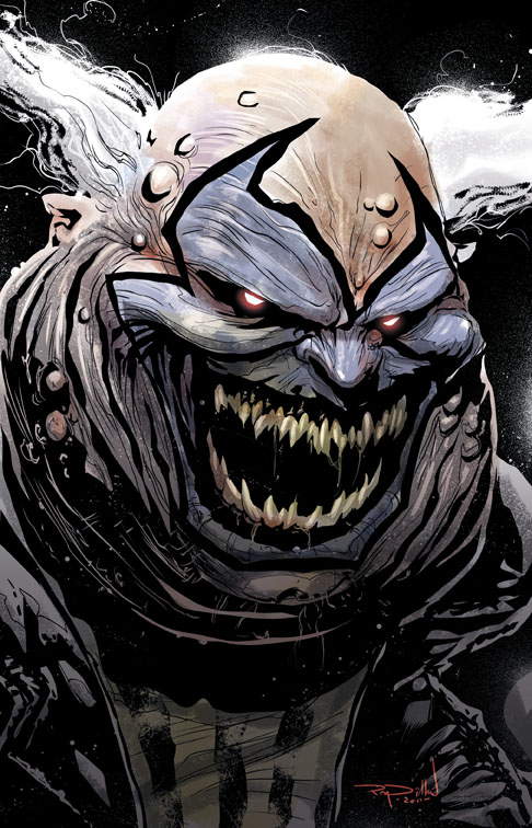 CLOWN from SPAWN by RayDillon on DeviantArt