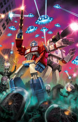 MARS ATTACKS: Transformers! by RayDillon