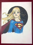 SUPERGIRL by Renae De Liz - For Sale!