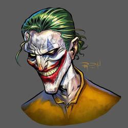 Joker movie! by RayDillon