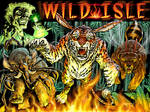 Wild Isle Game Art