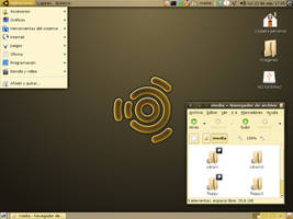Previa de Darkness Desktop by tamaiide