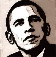 Barack Obama by tamaiide