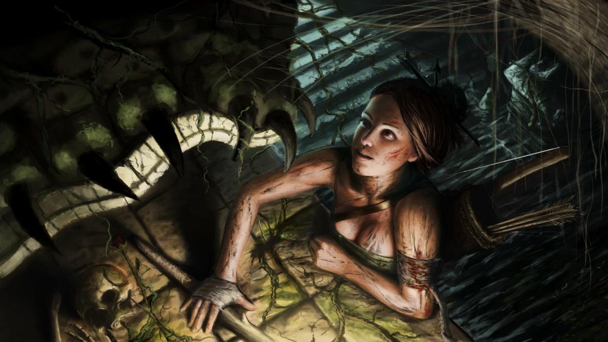 Tomb Raider Reborn - Along The Path (revised) by SimpolJosh
