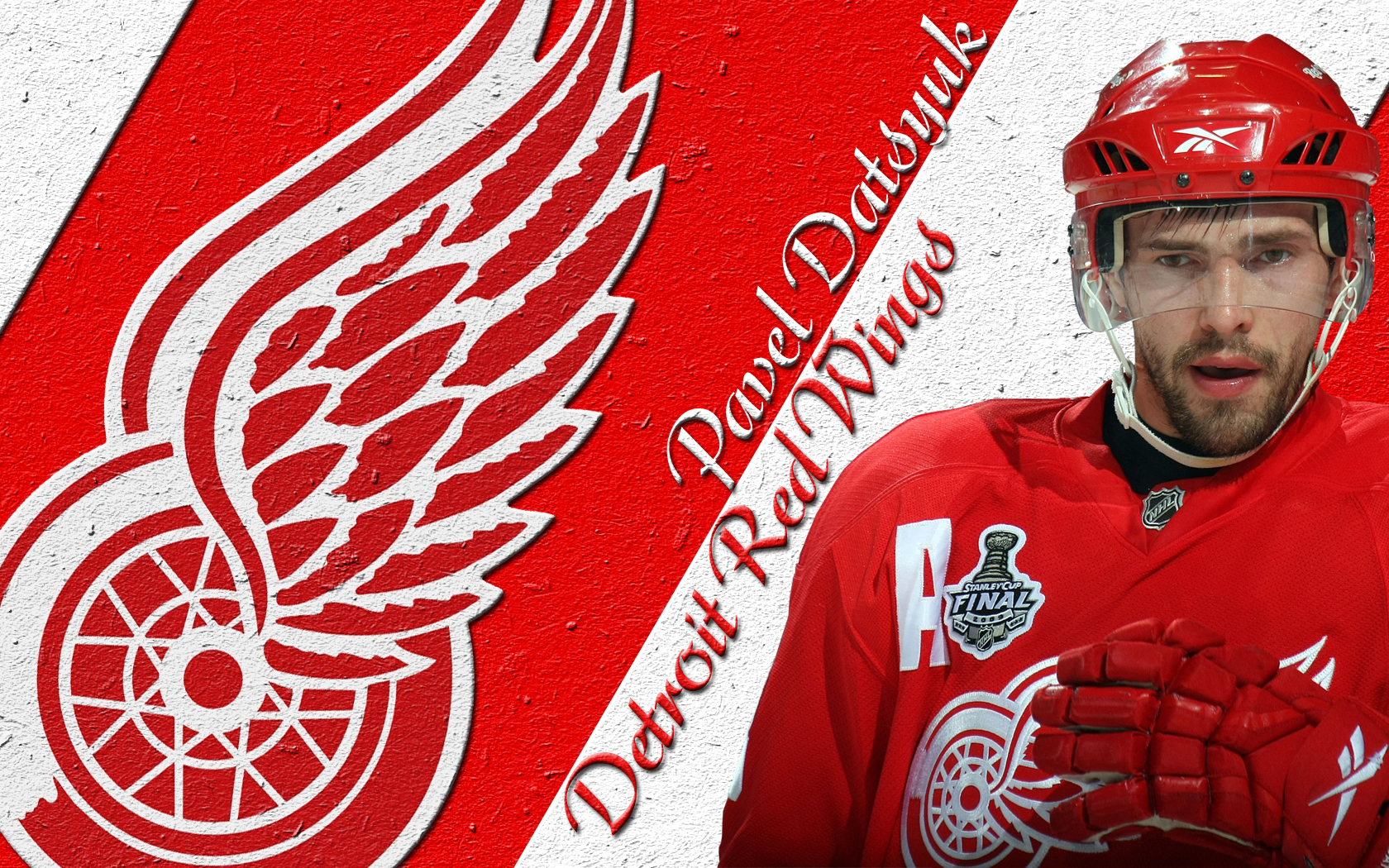 Detroit Red Wings Pavel