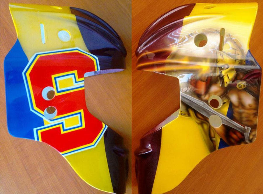 Mask For HC Sparta Praha By Gunners520 On DeviantArt