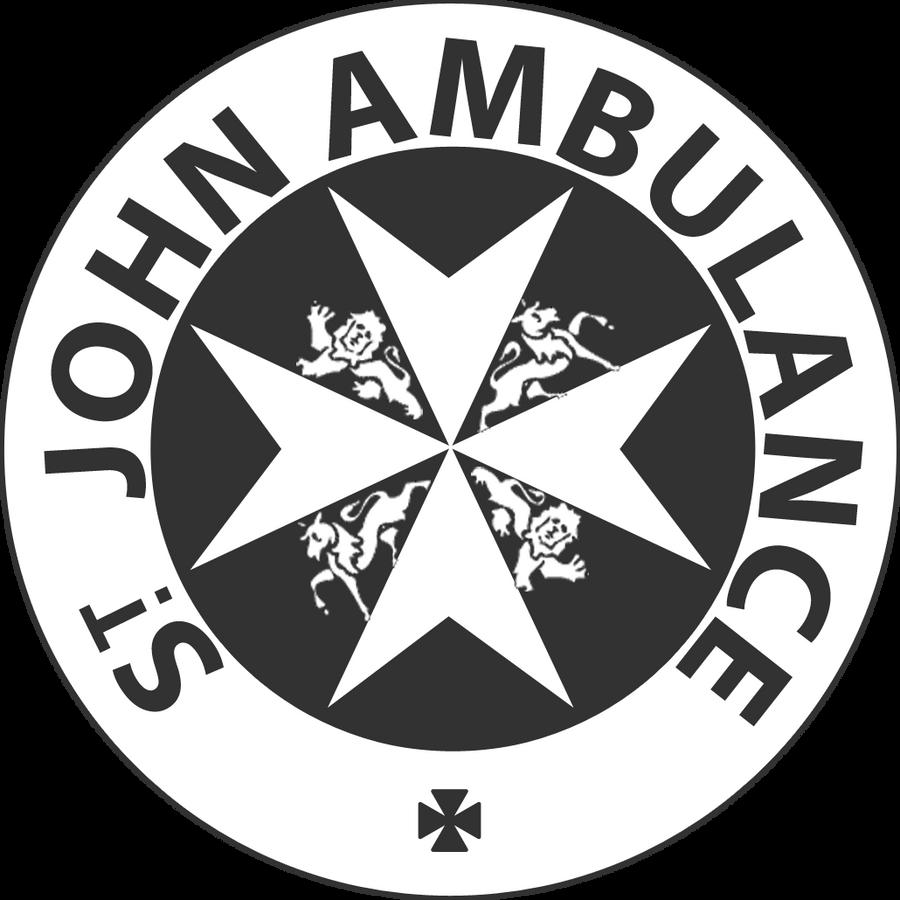 Tardis St John Ambulance Plaque Transparent Bg By