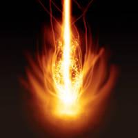Fireball by k2w-xion