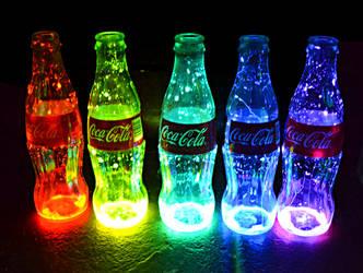 Rainbow Coke