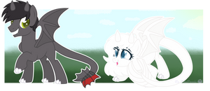(Mlp commission) I like to play with u!^^+ SP