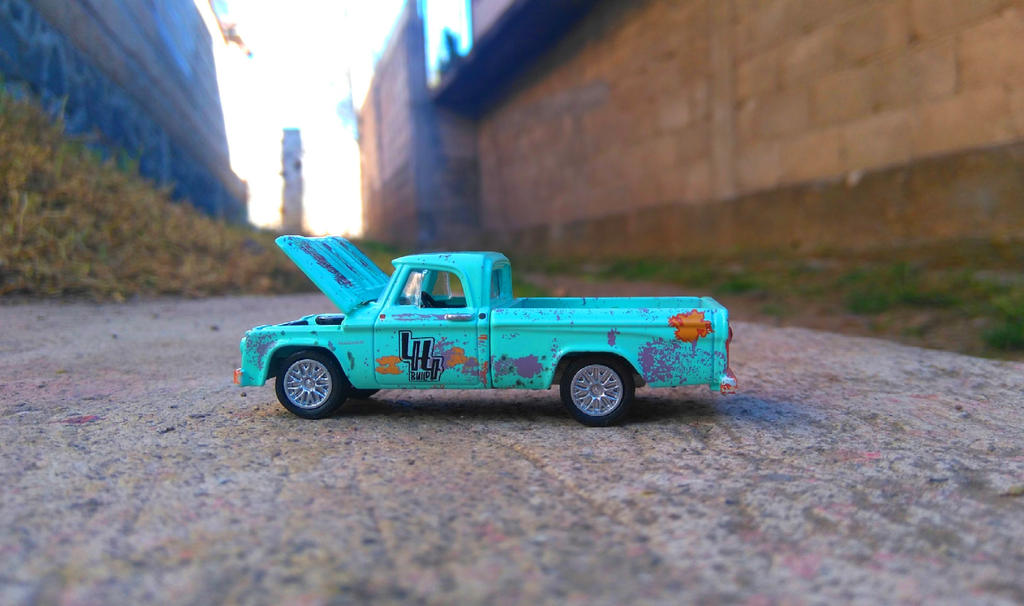 Dodge D100 1964 by MannuelAlegria