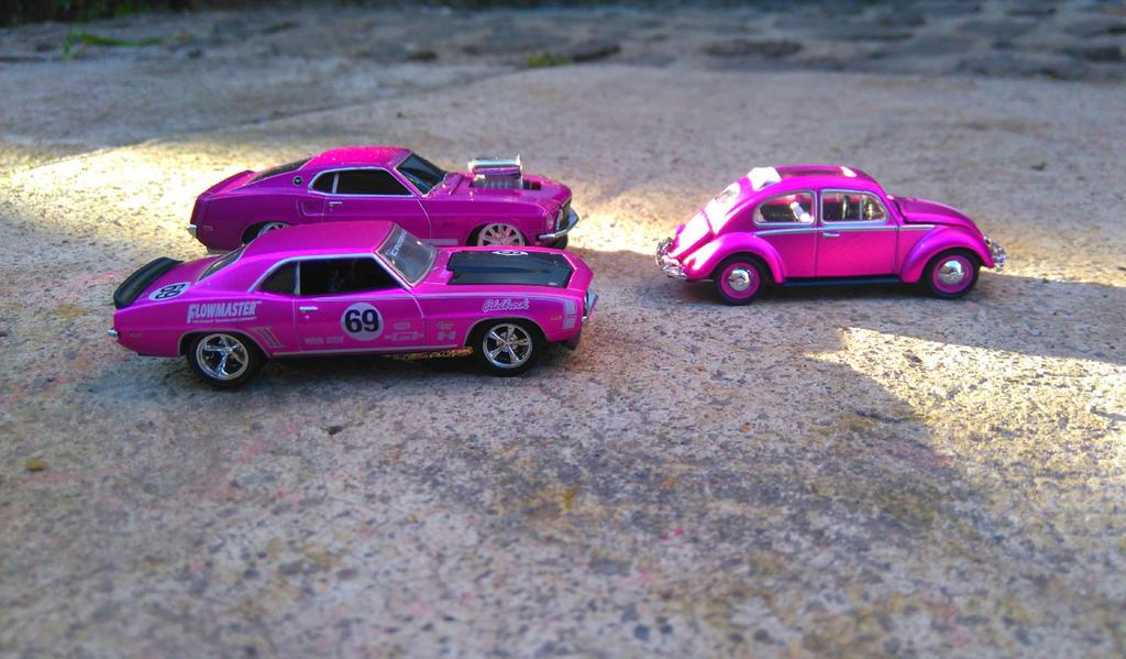 Pinks by MannuelAlegria