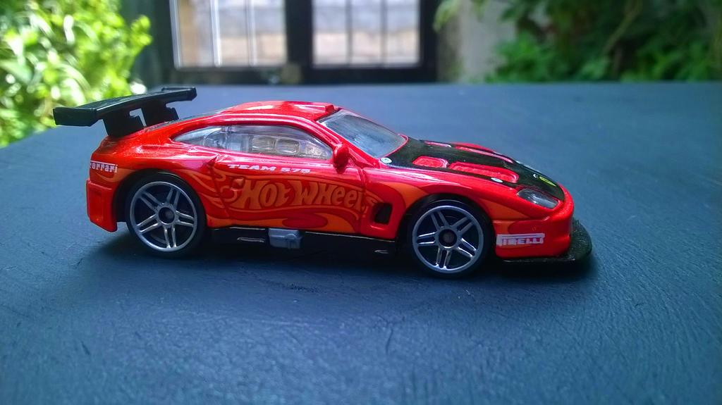 Ferrari by MannuelAlegria