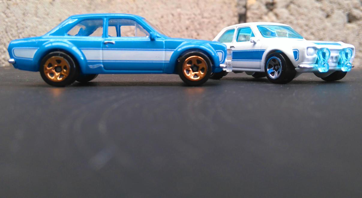 Ford Scort by MannuelAlegria