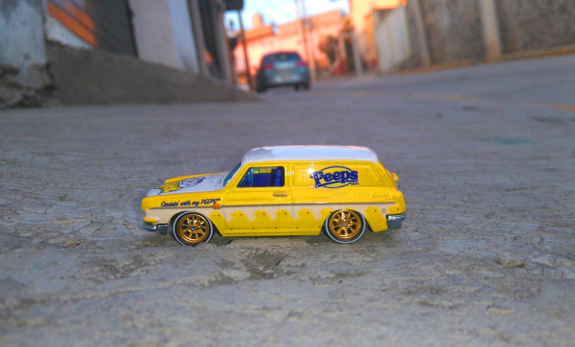 Volkswagen squareback custom 69 by MannuelAlegria