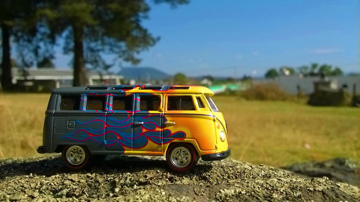 Combi VW by MannuelAlegria