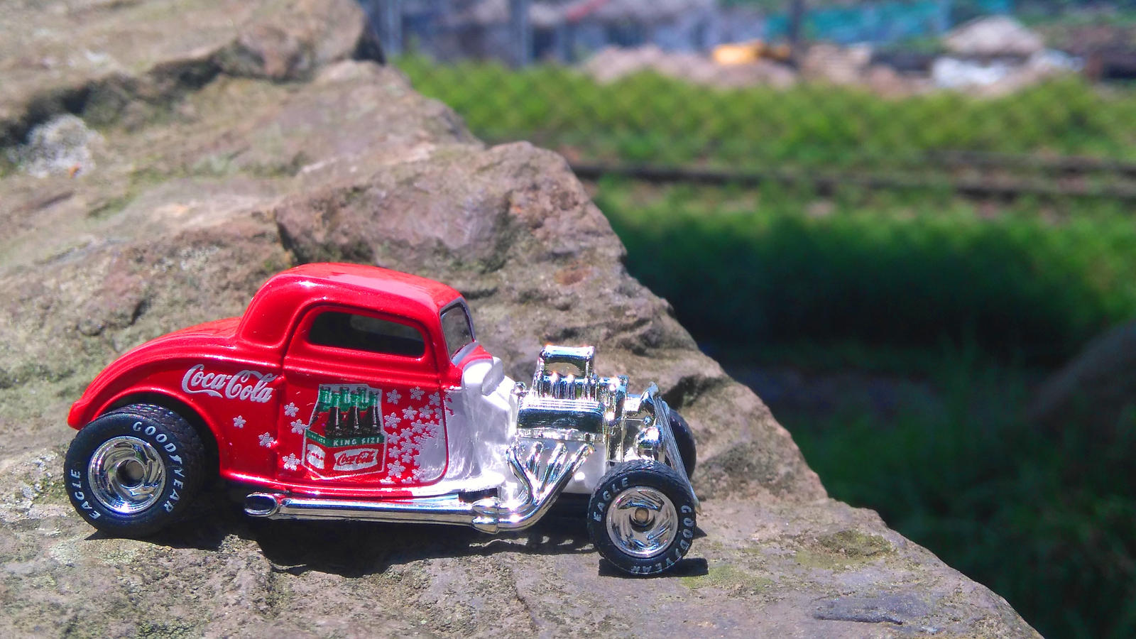 Ford Coupe Matchbox by MannuelAlegria
