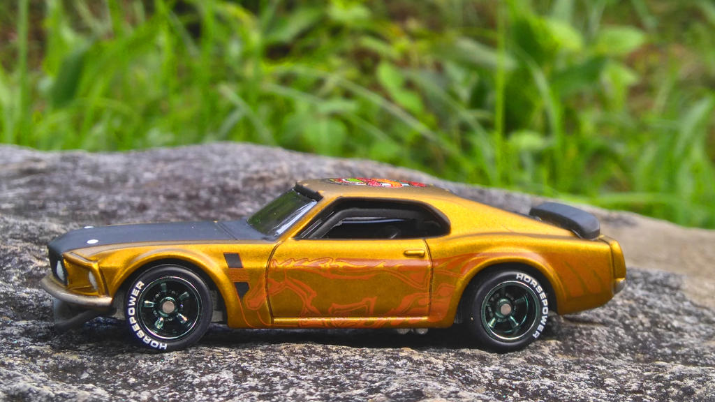 Ford Mustang boss by MannuelAlegria