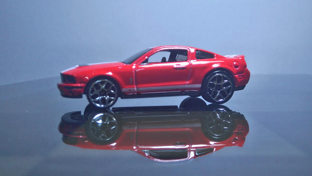 Ford Mustang by MannuelAlegria