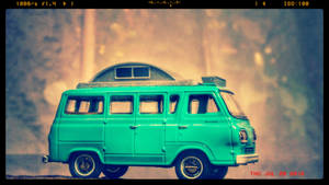 1965 Ford Econoline by MannuelAlegria