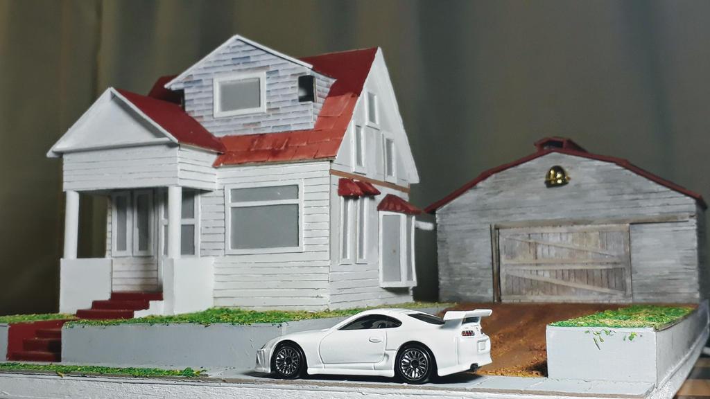 Torettos House by MannuelAlegria