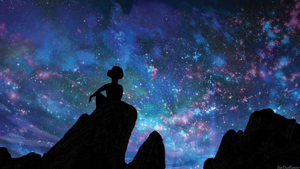 Dreams By the Ocean by StarDustKeeper