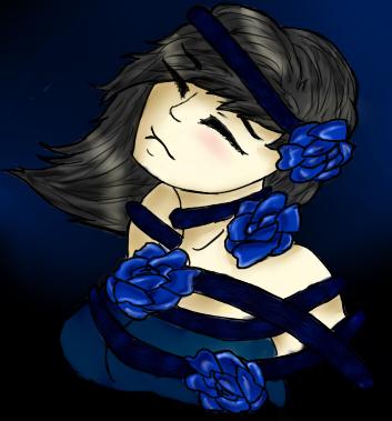 BlackThronRose by Mistress-Enbella