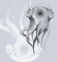 Octoclops by IvanMoe