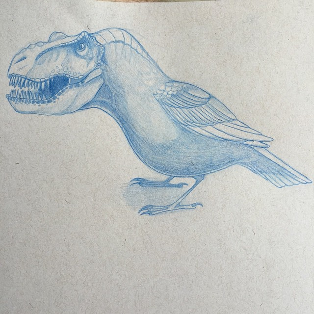 T-Bird by IvanMoe