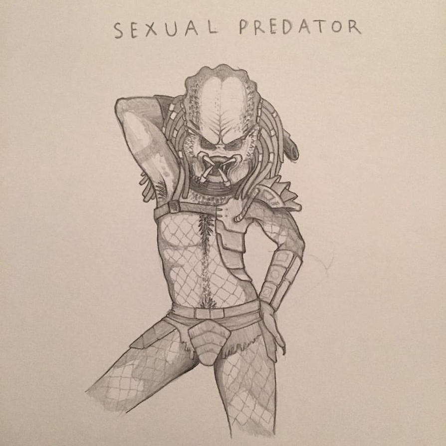 Sexual Predator by IvanMoe