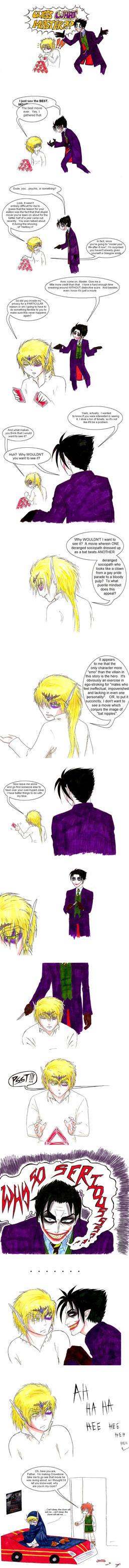 I Heart the Dark Knight? by UsagiTenshi