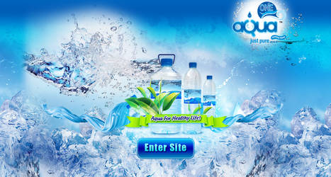 Aqua 1 by viewgraphic