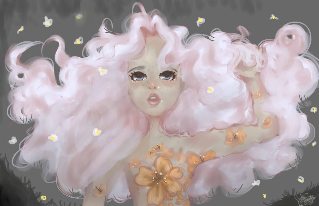 Flowerchild by Xeololo