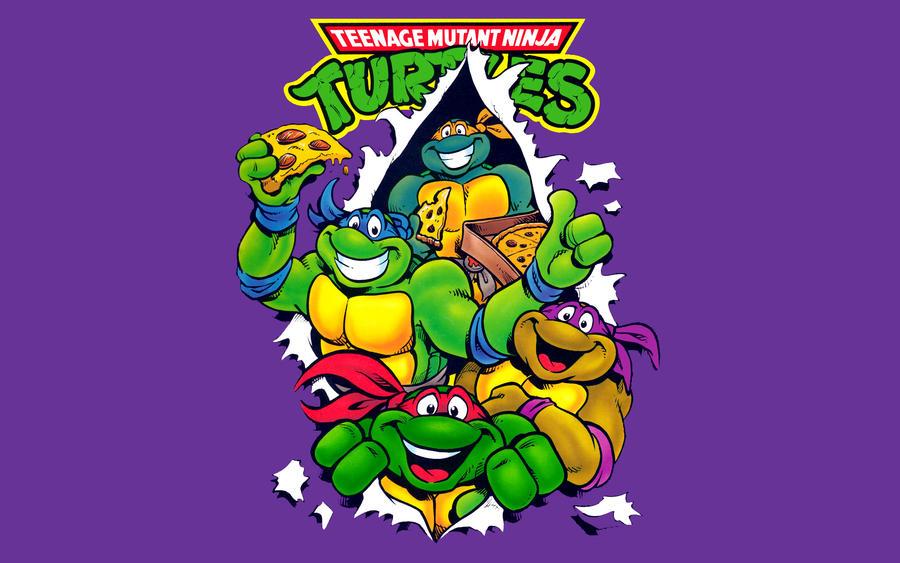 Teenage Mutant Ninja Turtles By MichaelKnouff