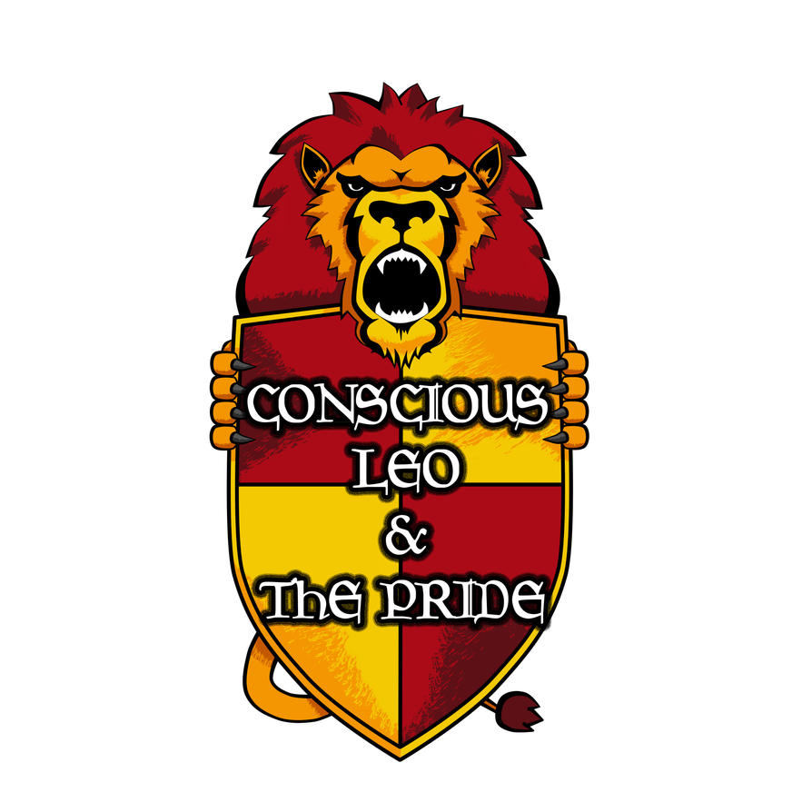 Conscious Leo and the Pride by MichaelKnouff