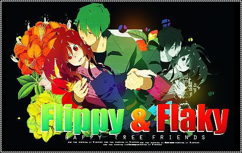 Flippy x Flaky by Airumi-Dai