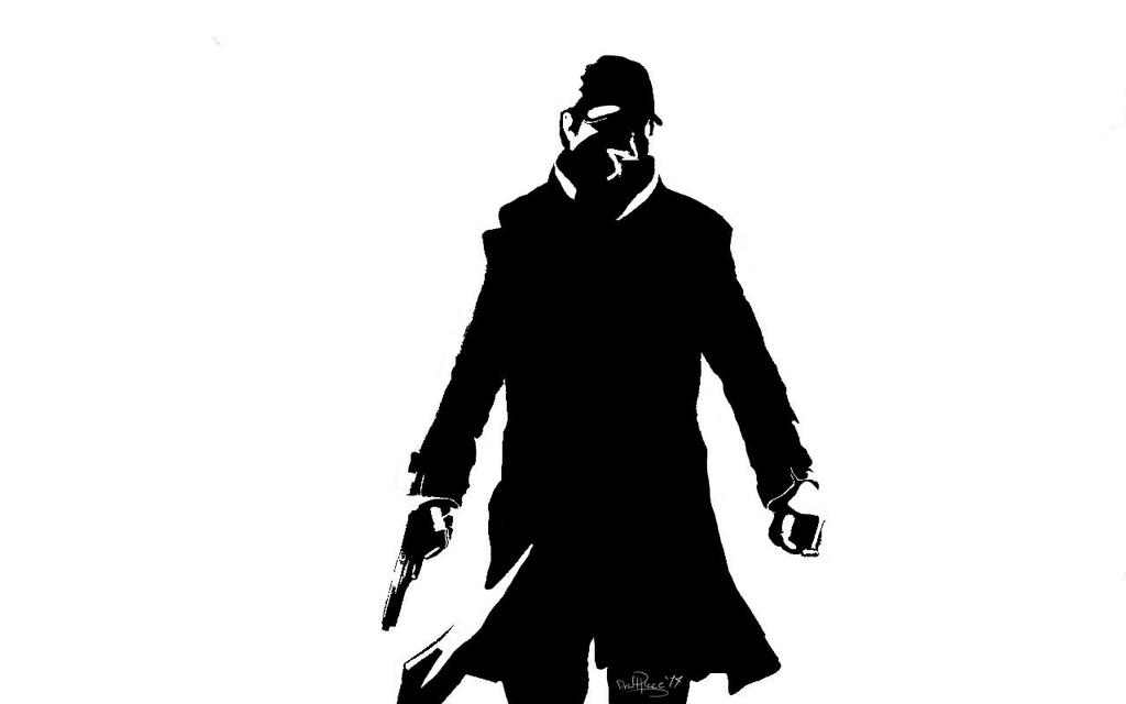 Watch Dogs  Dedsec Stencil